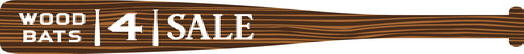 best wood bats for sale at wood bats 4 sale